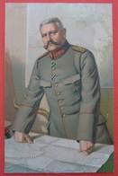 GENERALFELDMARSCHALL VON HINDENBURG - Guerre 1914-18