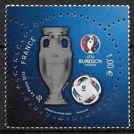 France 2016 N° 5039 Neuf Footbal Championnat D'Europe à La Faciale - France