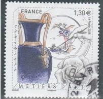 FRANCE 2018 CERAMISTE OBLITERE - France