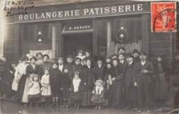 92 - Hauts De Seine / 10023 - Puteaux - Carte Photo - Devanture Boulangerie Patisserie - 85 Rue De La République - Other Municipalities