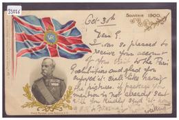 SOUVENIR 1900 - LORD ROBERTS - TB - Familles Royales