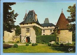 Boulazac (24) Château De/du Lieu-Dieu 2 Scans - France