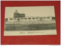 NAMUR  -     Citadelle  -  Stade Des Jeux  -  1911 - Namur