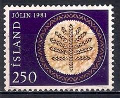 Iceland 1980 - Christmas Stamps - 1944-... Republik