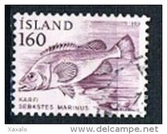 Iceland 1980 - Marine Life - 1944-... Republik