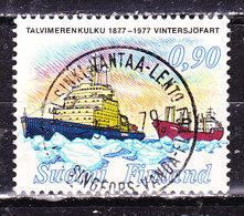Finlandia 1977 Rompighiaccio-Usato - Finlandia