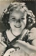 CP - Thèmes - Spectacle - Cinema - Acteurs - Shirley Temple - Acteurs