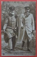PRINZ LEOPOLD V. BAYERN DER EROBERER VON WARSCHAU GEI HINDENBURG - Guerre 1914-18