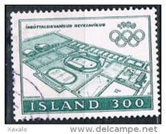 Iceland 1980 - Olympic Games - 1944-... Republik