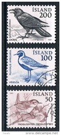 Iceland 1981 - Birds - 1944-... Republik