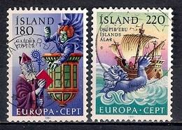 IIceland 1981 - Europa CEPT - Folklore - 1944-... Republik
