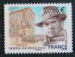 FRANCE - 2009 - ADH 340**- Mémorial Jean Moulin - France