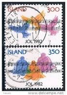 Iceland 1982 - Christmas - 1944-... Republik