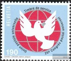 Svizzera UPU23 (completa Edizione) MNH 2012 Dove Unione Postale - Schweiz
