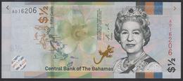 Bahama 1/2 Dollar 2019 Pnew UNC - Bahamas