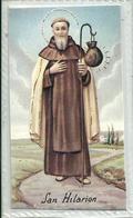 S. ILARIONE - Mm. 55 X 95 - M - PR  (in Spagnolo) - Religione & Esoterismo