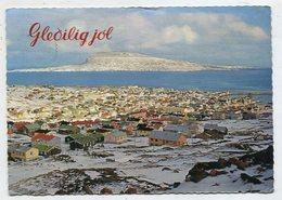 FAROER ISLANDS  - AK 343184 Tórshavn - Féroé (Iles)