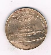 WORLD EXPO 1913 GENT BELGIE /1249/ - Belgique