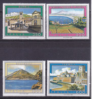 ITALIE, N° 1654/57, Bormio, Castellamare, Stomboli, Termoli ,  Neuf**, ( W1904/049F) - 1946-.. République