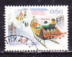 Finlandia 1976 Natale -Usato - Finlandia