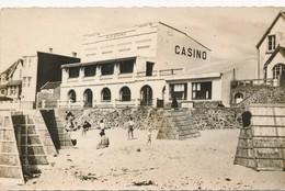 CP - France - (50) Manche - Coutainville - Le Casino - La Plage - Unclassified