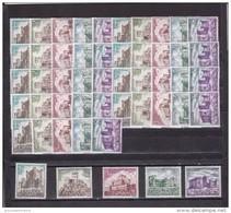 España Nº 2093 Al 2097 - 10 Series - 1931-Hoy: 2ª República - ... Juan Carlos I