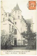 DIEST - La Maison - Het Spycker - D.V.D. N° 9561 Edit. Van Audenhove - Diest