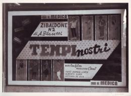 Manifesto Film Tempi Nostri,    In Cinema Di Bologna  Foto 1955 - Posters