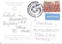 2006 Championnat D'Europe De Pentathlon Moderne :Budapest - Timbres