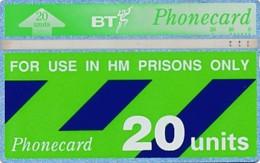 GROßBRITANIEN Telefonkarte - Gefängnis - Siehe Scan -10821 - Ver. Königreich