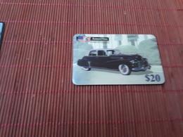 Prepaidcard Car Amerivox 2 Scans Rare - Stati Uniti