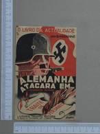 PORTUGAL - ALEMANHA ATACA -  DOCUMENTOS SECRETOS -   2 SCANS  - (Nº27640) - Oorlog 1939-45