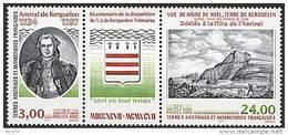 TAAF, N° 222A** Y Et T, 221 / 222 - Unused Stamps