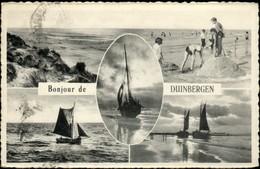 Duinbergen  / Bonjour De ... Groeten Uit ... - Knokke