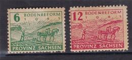 SBZ Nr. 85/86 A* (T 10690) - Zone Soviétique