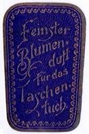 PRINT From J. STERN BERLIN - FEINSTER  BLUMEN  PARFUM  DasTASCHENTUCH - Cc 1910/15 - Etiquettes