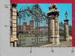 CARTOLINA VG ITALIA - TORINO - Le Torri Palatine Da Un Cancello Del Palazzo Reale - 10 X 15 - ANN. 1979 - Palazzo Reale