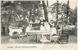 TERVUEREN - Hôtel Aux Vieilles Armes D' Angleterre - Terrasse - Tervuren