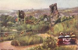 """""""Hastings Castle"""" Tuck Oilette Posttcard # 7138 - Tuck, Raphael"""