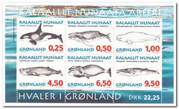 Greenland 1996, Postfris MNH, Fish - Groenland