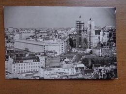 Bruxelles, Eglise Ste Gudule Et Bangue Nationale -> Onbeschreven - Panoramische Zichten, Meerdere Zichten
