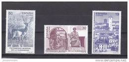 España Nº 3453 Al 3455 - 1931-Hoy: 2ª República - ... Juan Carlos I