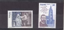 España Nº 3456 Al 3457 - 1931-Hoy: 2ª República - ... Juan Carlos I