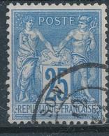 N°78 NUANCE ET OBLITERATION. - 1876-1898 Sage (Type II)