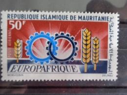 1966 P.A. MAURITANIE Y&T N° 63 ** - EUROPAFRIQUE - Mauritanie (1960-...)
