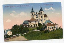 AUSTRIA  - AK 343209 Sonntagberg - Wallfahrtskirche - Sonntaggsberg