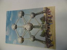 Atomium Expo 58  Niet Verzonden - Expositions