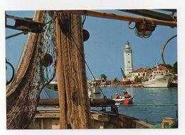 Rimini - Il Porto Canale - Non Viaggiata - (FDC14190) - Rimini