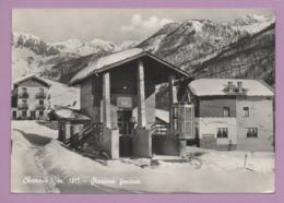 Chamois - Stazione Funivia - Italien