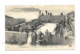 22 Douarnenez Le Lavoir  De  Port Laouen - Douarnenez